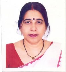 Professor Rupasree Chowdhury